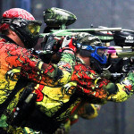 Organization of paintball club