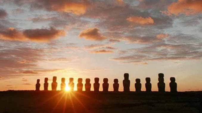 Last mystery of Easter Island