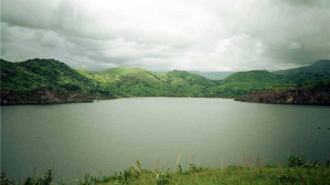 Nyos - lake thousands of deaths