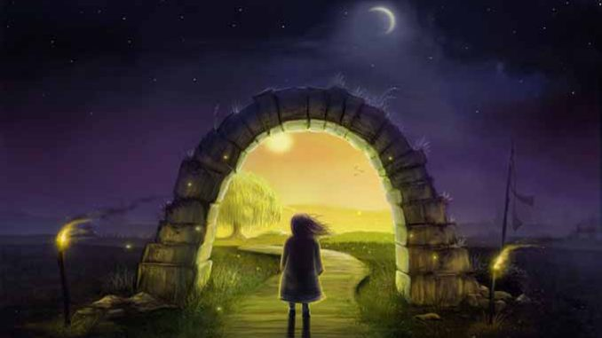 The gates to another world