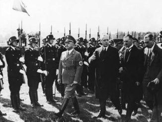 The history of the Reich - Party NSDAP