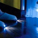 House-shoes with illumination