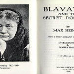 """The secret doctrine"" of Blavatskaya"